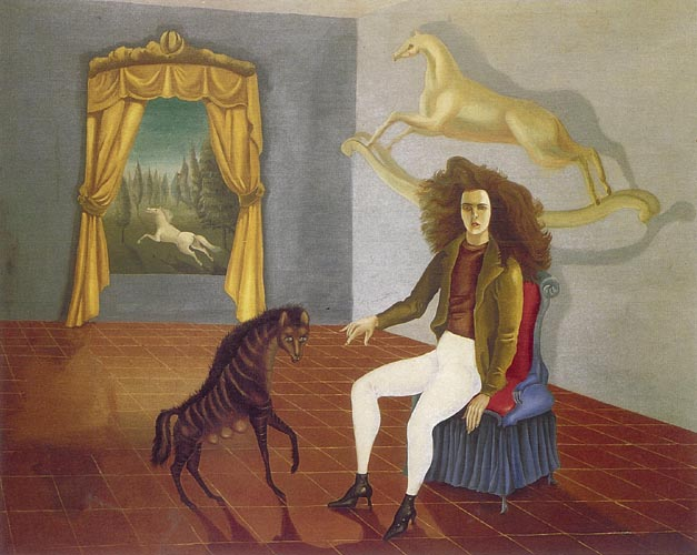 5 obras representativas del surrealismo de Leonora Carrington