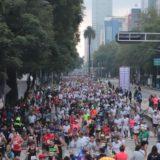 Desde los ganadors, la presea, los homenajeados, hasta la llegada a la meta, ve los mejores momentos del Maratón de la CDMX 2018.