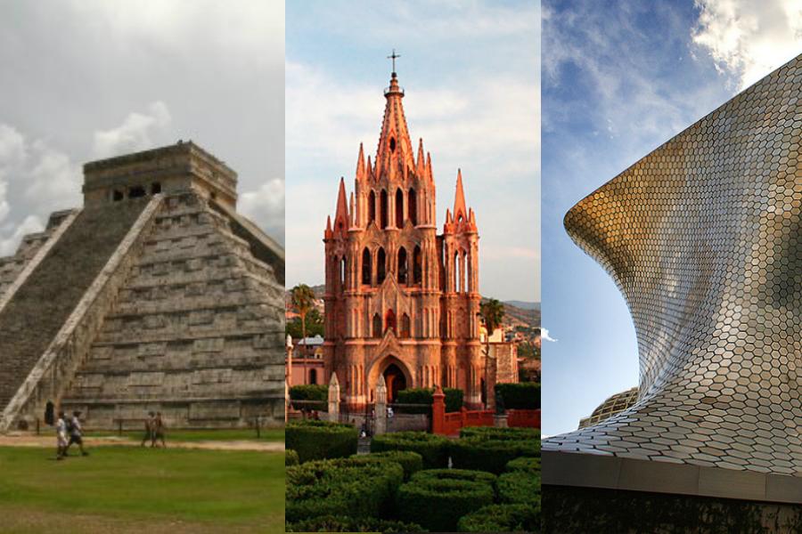 Dependiendo los tipos de arquitectura turística es que los destinos necesitan ciertas características para albergar a los turistas.