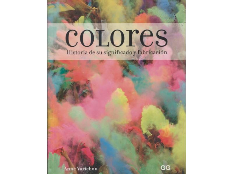 El libro cuenta la historia de los colores, desde el descubrimiento de los pigmentos y tintes hasta su modo de aplicación de una manera muy sencilla.