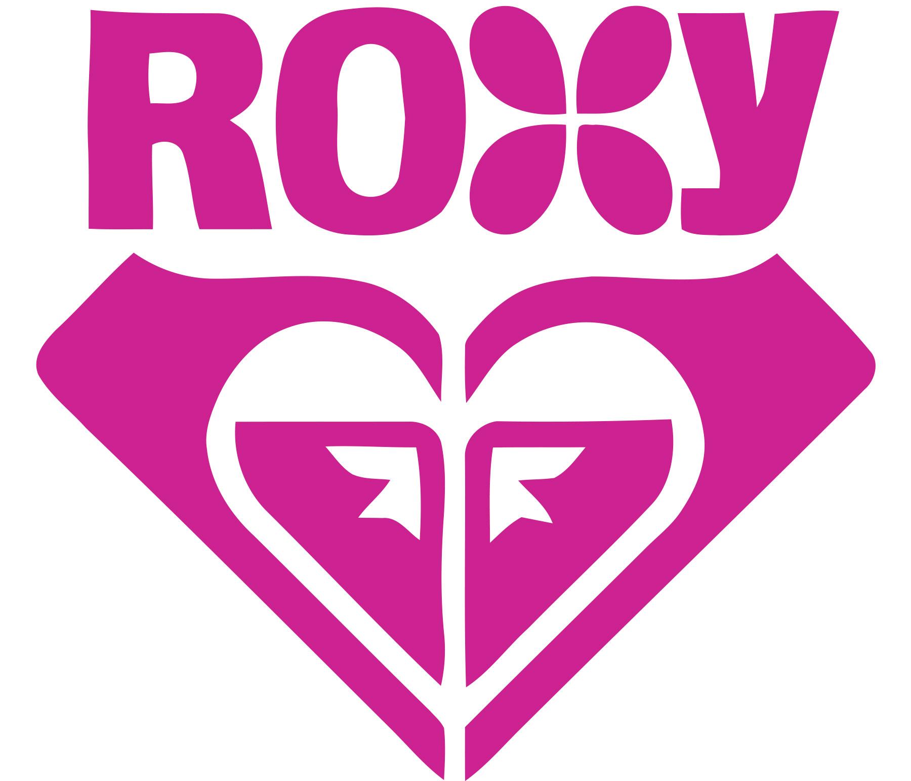 Roxy, la marca de ropa y accesorios femeninos, es filial de Quiksilver, y oculta un secreto subliminal bastante ingenioso.