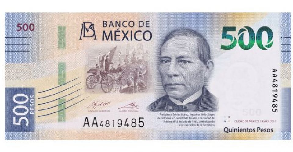 Conoce como lucirán los nuevos billetes mexicanos, en un antes y después que revelan los personajes que aparecerán junto con el paisaje de reverso.