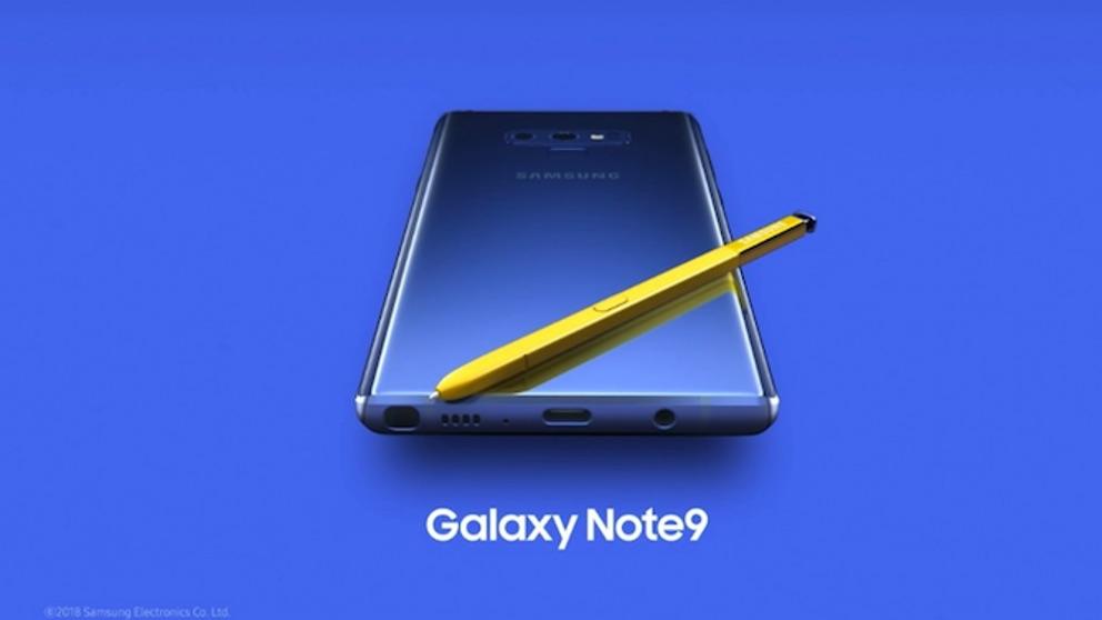 Presentaron el Galaxy Note 9 en Nueva York y las novedades que tiene son realmente interesantes para los diseñadores gráficos.
