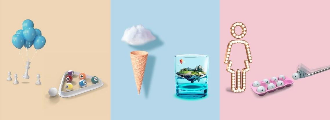 """""""Inspiración para viajar"""" Los nuevos colores pasteles de Interjet"""