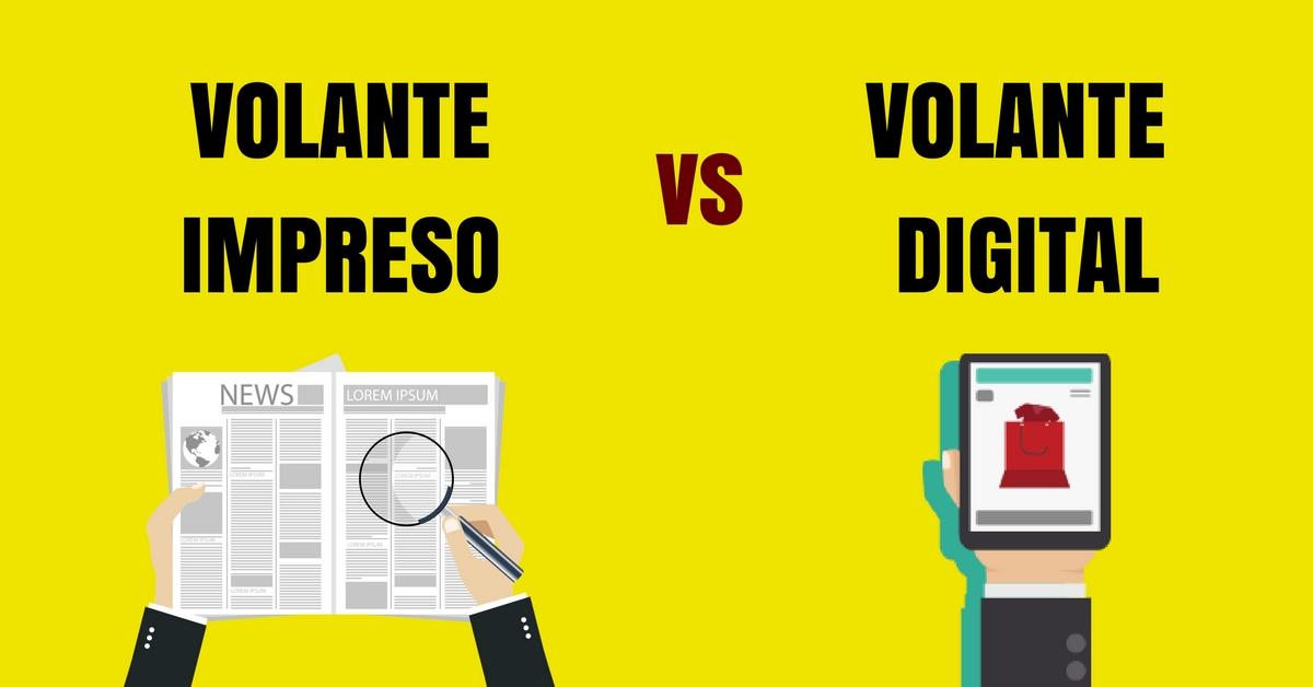 Es valioso conocer las diferencias de diseño gráfico entre un volante tradicional y uno online, para así crear un flyer digital que sea útil en social media