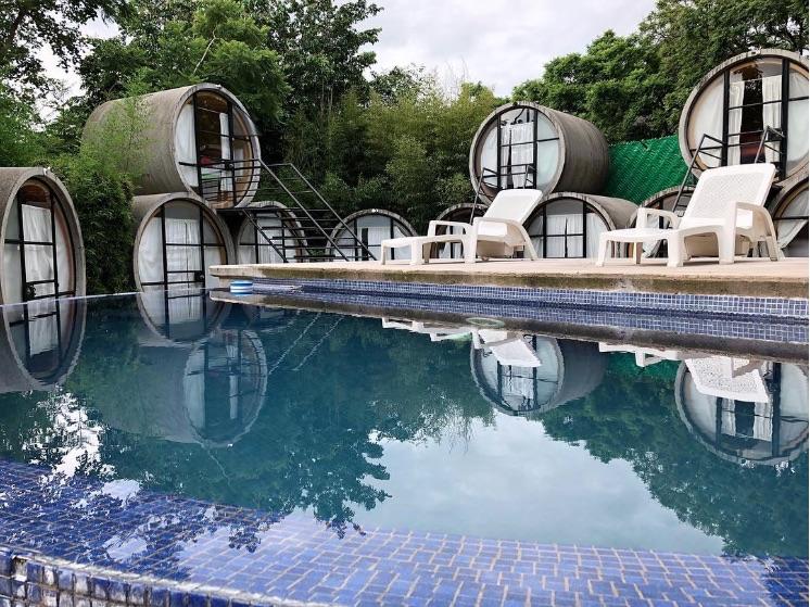 Si deseas una vacaciones fuera de lo común estos hoteles exóticos en México te animarán a darte una escapada de la rutina.
