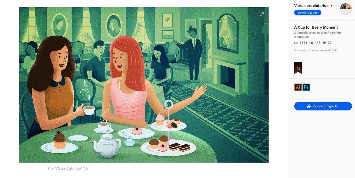 El 1 de octubre se celebra el Día Internacional del Café, esa bebida que se acompaña excelente solo o acompañado de amigos.