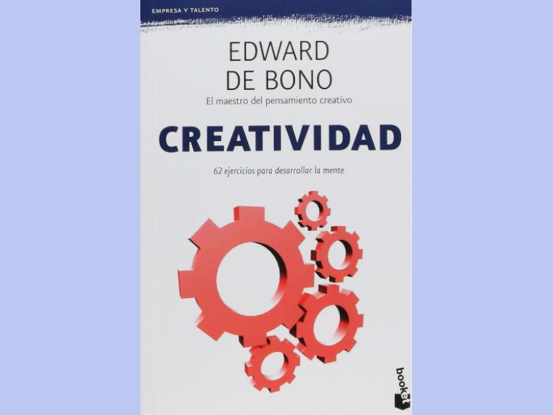 #LibroDelDía: Creatividad de Edward de Bono | Colección Bono