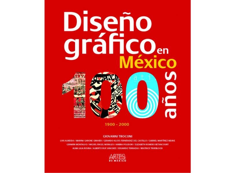 Mediante una investigación y análisis de más de 2,500 imágenes, el texto realiza un recorrido por Diseño Gráfico en México.