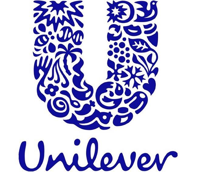 El logotipo de Unilever esconde algo más que una simple U de su inicial, ¿sabías que hay 24 símbolos dentro de esta letra?