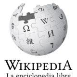 Wikipedia utiliza un logotipo de un globo-rompecabezas que da referencia a los símbolos de distintos lenguajes e idiomas en las que se utiliza el sitio.