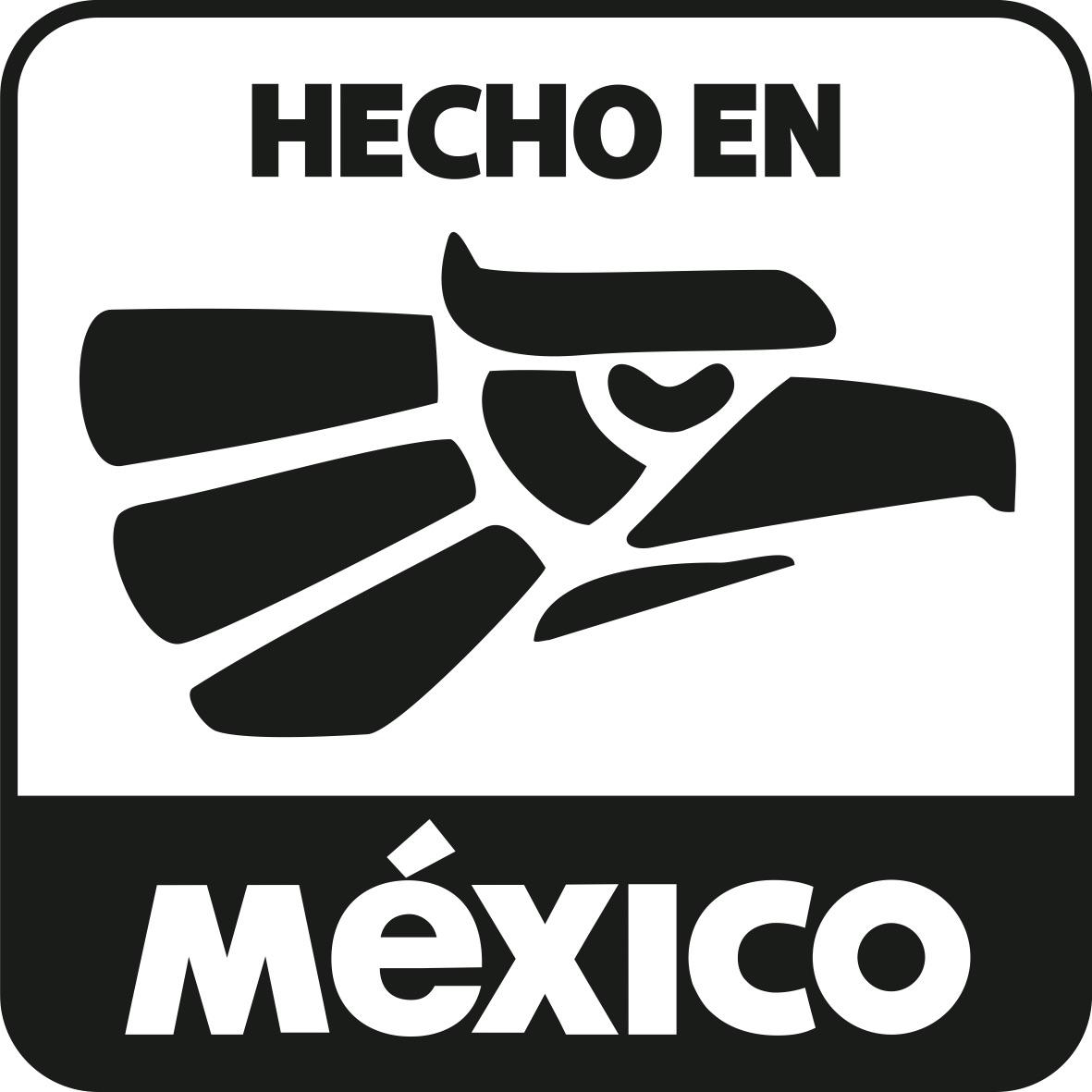 Al contrario de lo que se cree popularmente el logo de Hecho en México no es de uso libre, debe ser autorizado por la Secretaría de Economía.