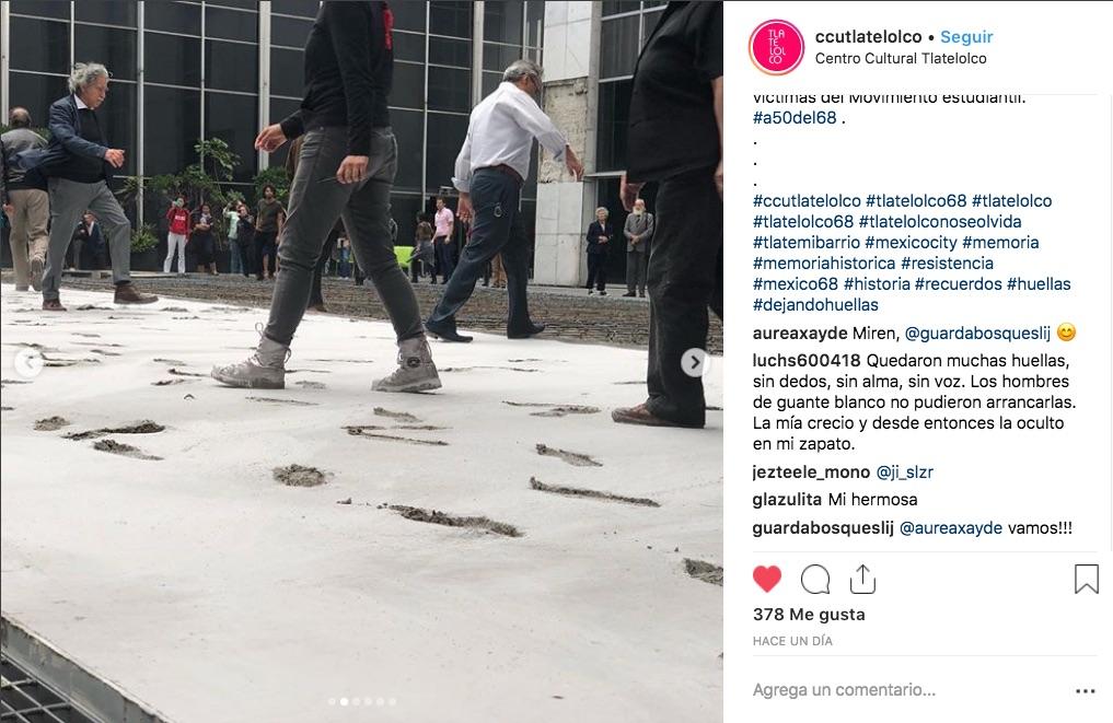 La CEAV reconoció que el Estado estuvo involucrado en la matanza del 2 de octubre y ordenó el Monumento al 68 como parte de la primera reparación colectiva.