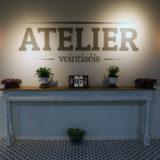 Atelier 26 es un centro de capacitación urbana reconocido por la WWAID por su diseño de interiores en el ámbito educativo.