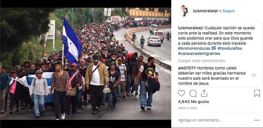 La Caravana Migrante es un fenómeno social que incluye más allá de los deseos de llegar a Estados Unidos mediante México, es un grito de auxilio.