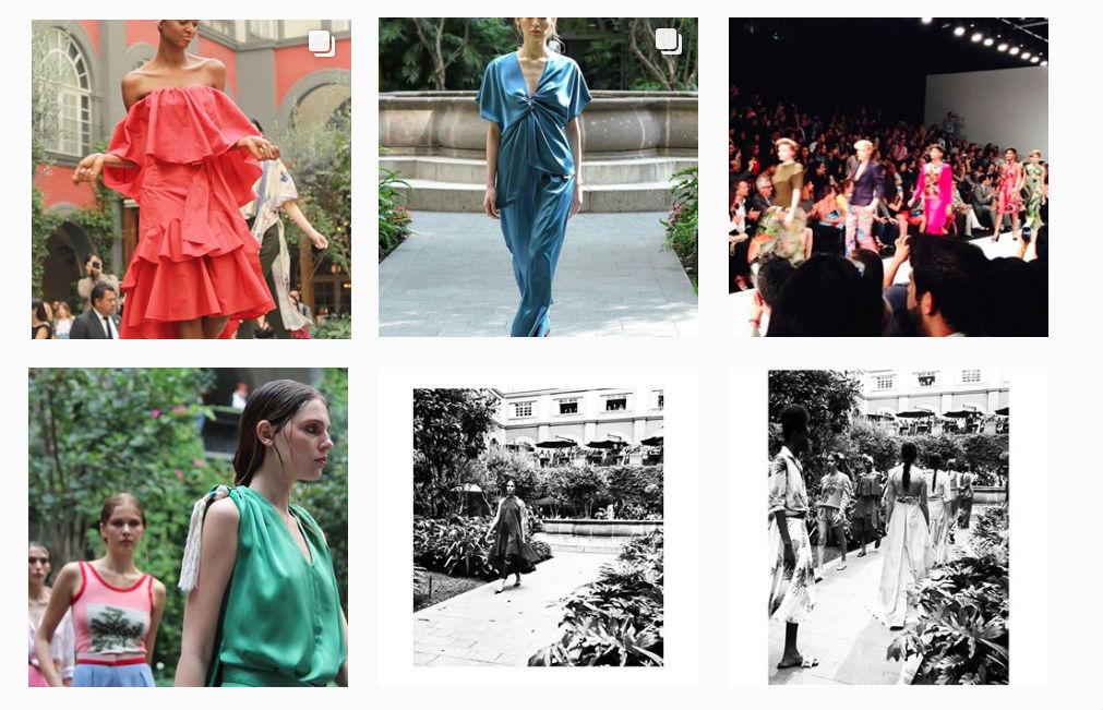 Durante el día 2 del #MBFWMX 2019 las diseñadoras SANDRA WEIL, JULIA Y RENATA, y ALEXIA ULIBARRI presentaron sus colecciones Primavera Verano