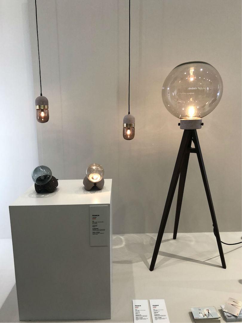 En la inauguración del Design Week México se presentaron obras con diseños basados en las tradiciones del país actualizados a la actualidad.