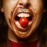 Los Pequeños Carnívoros de McDonald's   Imágenes para comer fruta