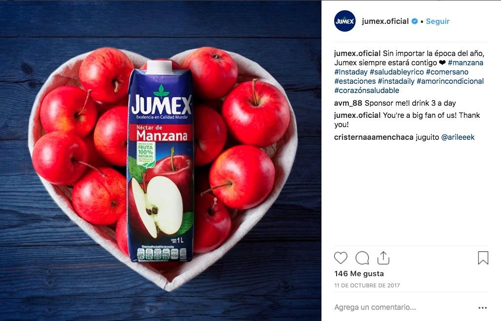 """Jumex comenzó a utilizar """"El árbol de la vida"""" en 1979,cuando se percataron de la relación con la naturaleza y los orígenes de sus productos."""