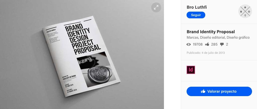 Estos mockups para briefing ayudarán a presentar tu trabajo de manera más profesional y visual, lo que ayuda a que los clientes aterricen las ideas.