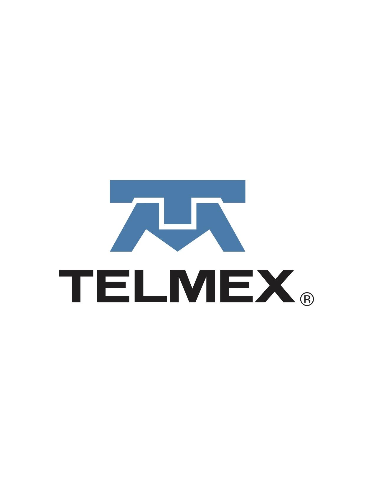 Tan innovador en su tiempo, como clásico actualmente, el logotipo de Telmex es en realidad un teléfono de disco conformado por las iniciales T y M.