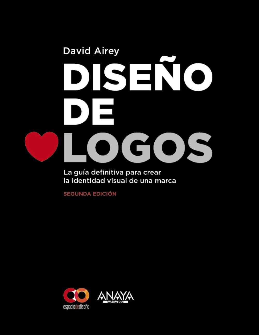 El libro Diseño de Logos es una guía para crear una identidad gráfica que te dice como crear el emblema que representará tu marca y todo sus valores.