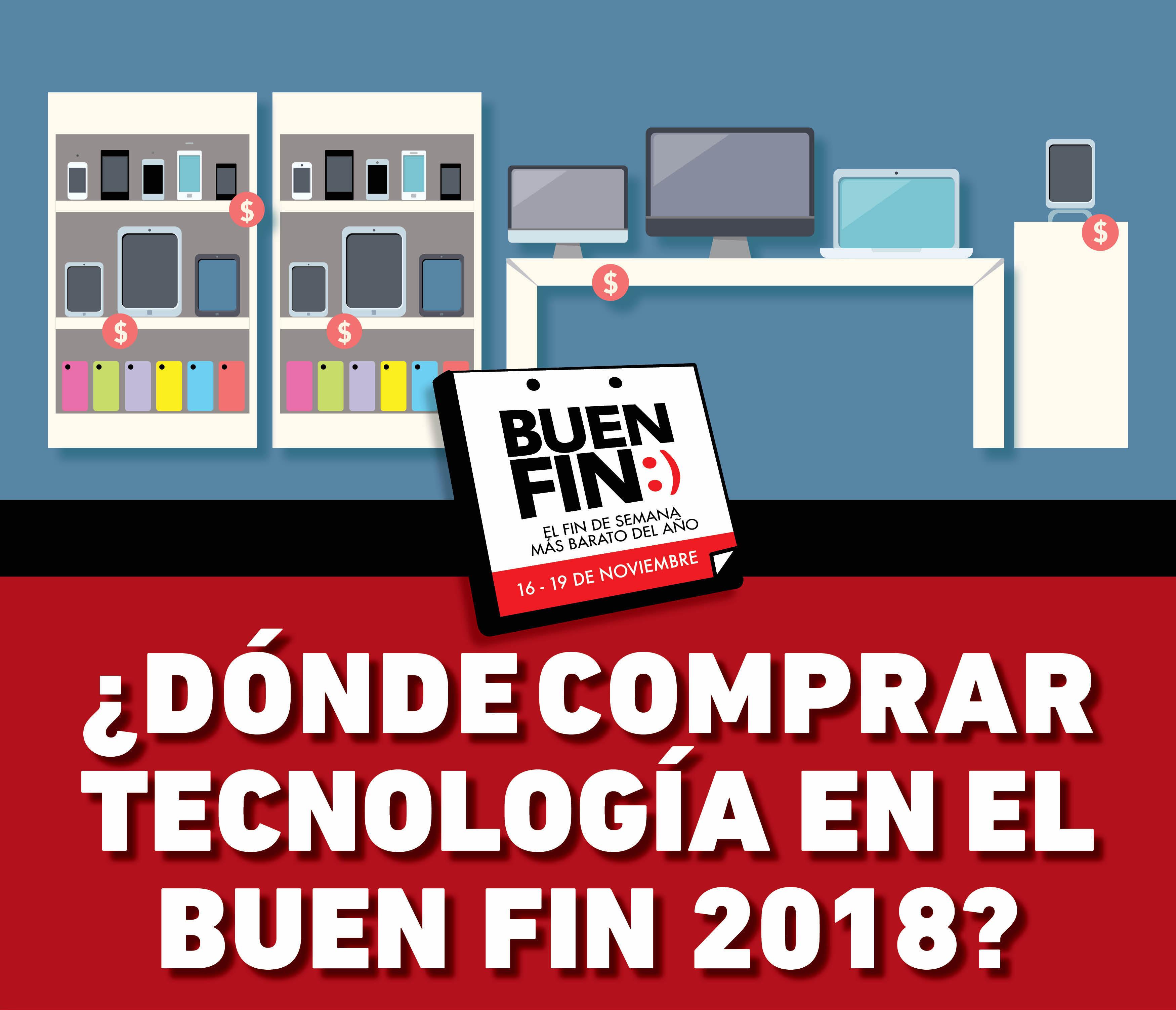 Las ofertas mas ansiadas son aquellas para comprar tecnología en El Buen Fin dado que por sus altos costos es preferible esperar a los descuentos.