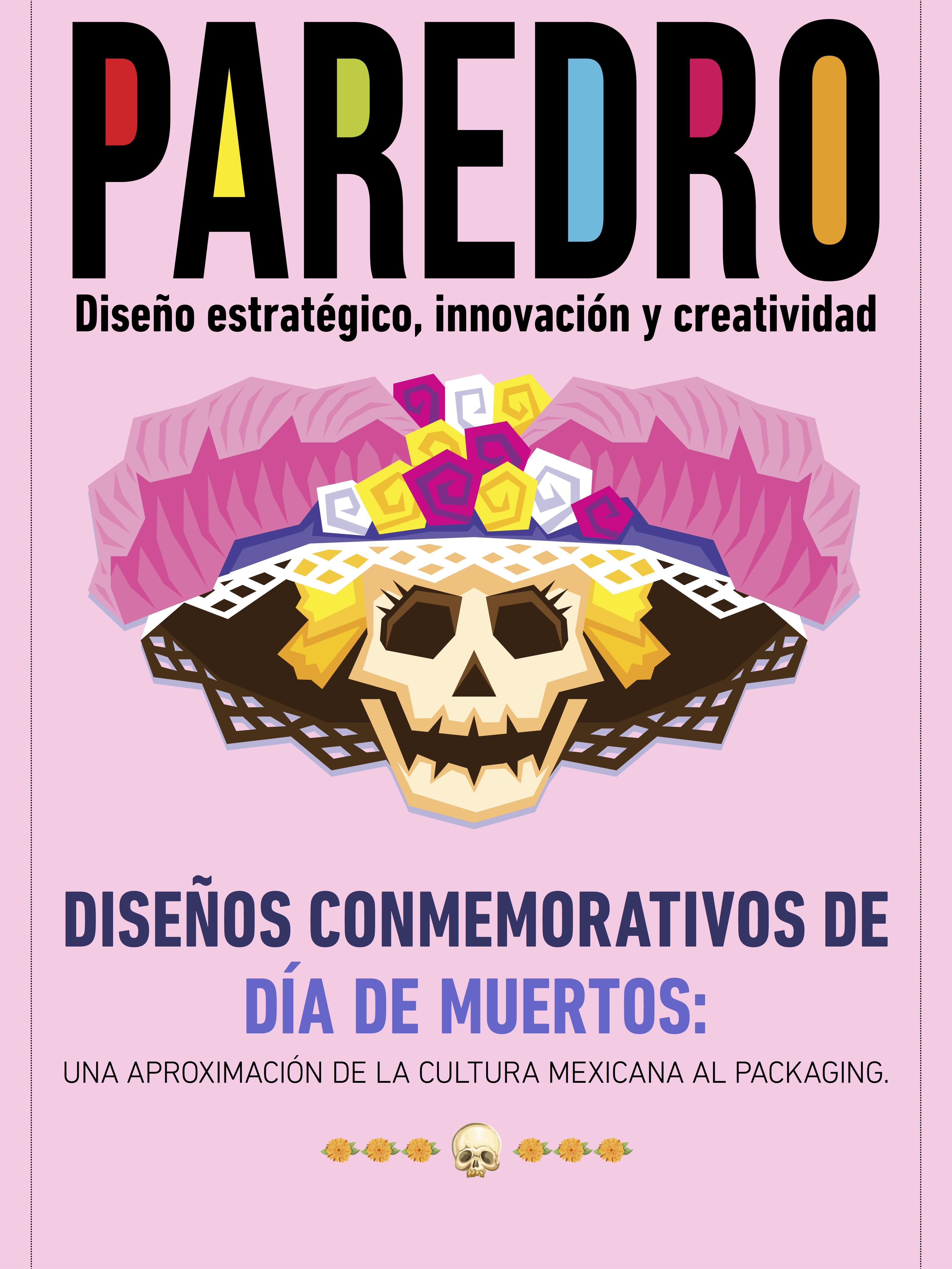 En el tema central de este mes, recopilamos algunas marcas que lanzan Diseños Conmemorativos de Día de Muertos en sus empaques.