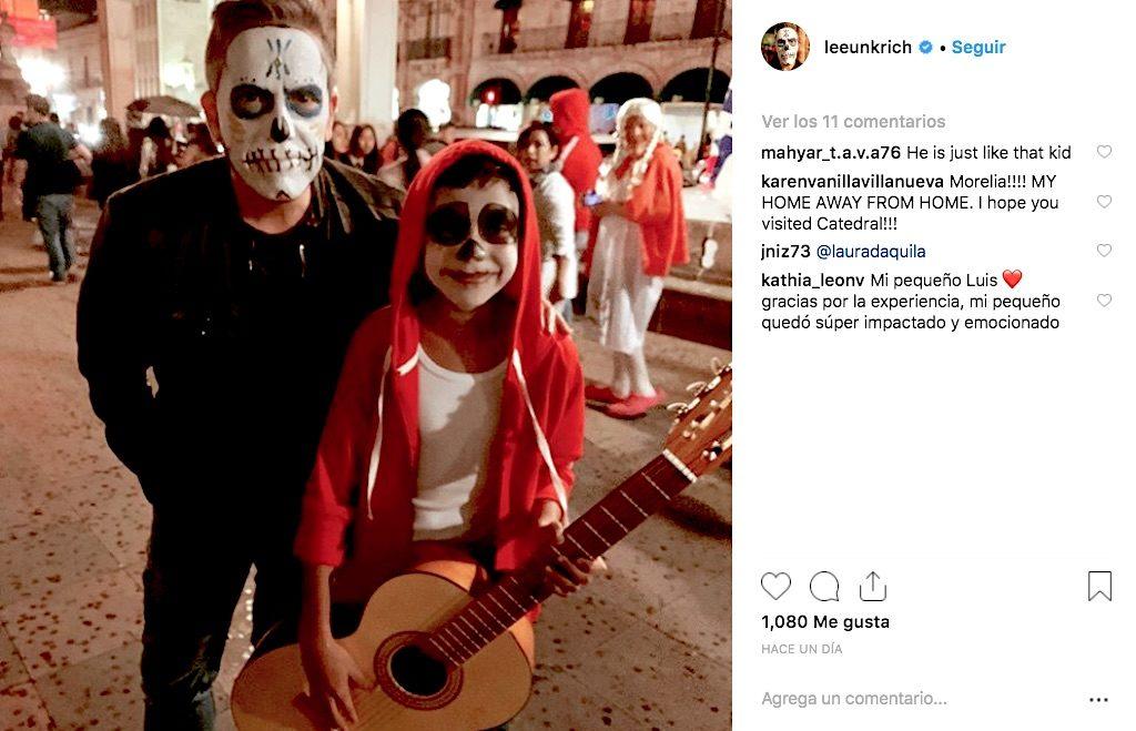 Lee Unkrich, el director de Coco, regresó a México a celebrar el primer aniversario de la película con un tour por todo el país.