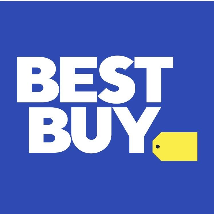 El Logo de Best Buy con una etiqueta amarilla surgió en 1989 cuando la tienda acababa de cambiar su nombre y razón social.