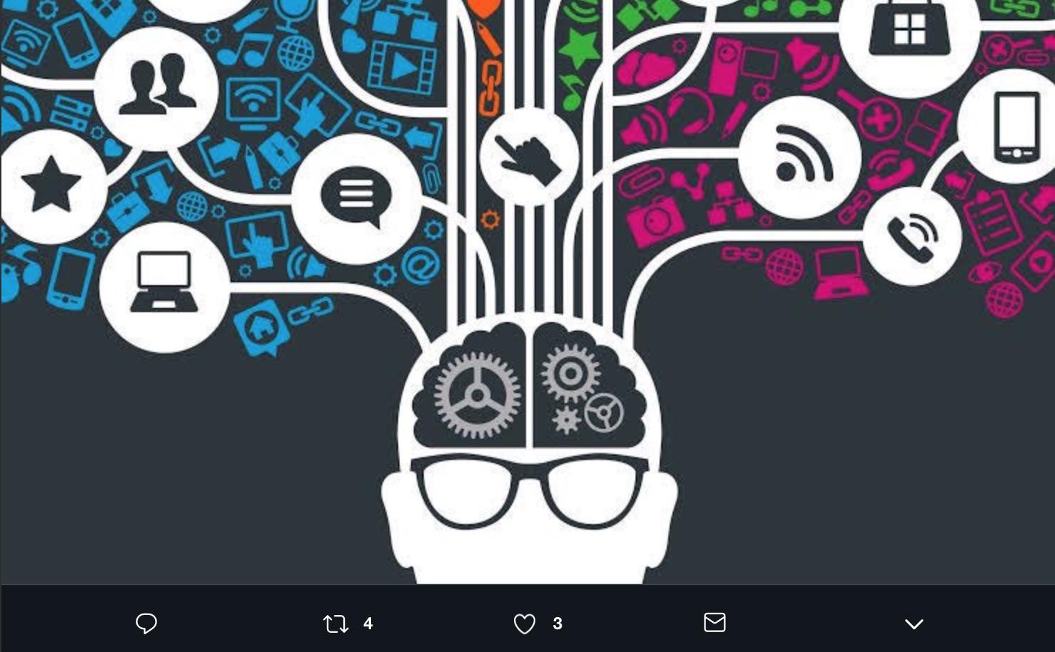 ¿Cómo percibe el cerebro un logotipo y cómo reacciona éste ante los estímulos y elementos que se le presentan dentro de la ilustración?