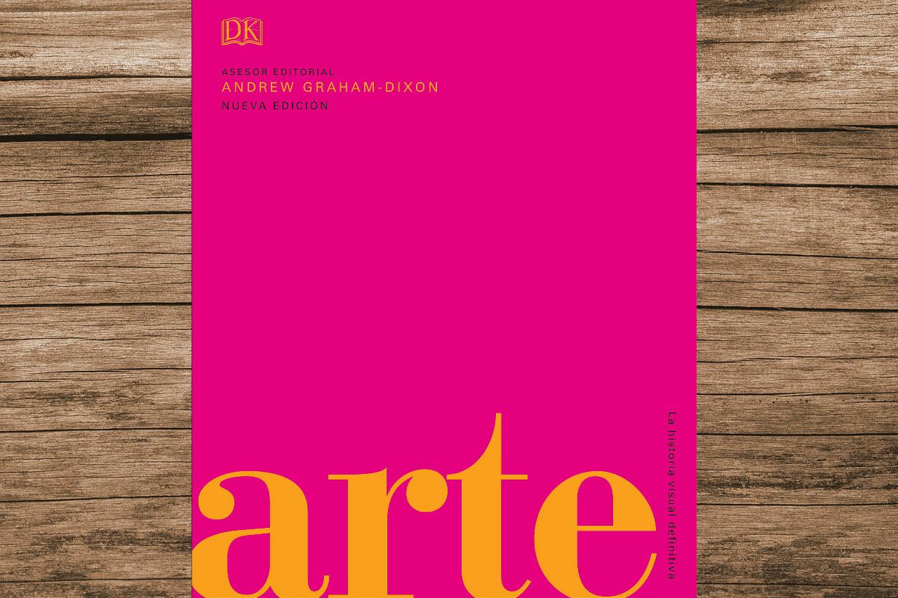 El libro Arte, la Historia Visual Definitiva es un texto de consulta para conocer las corrientes artísticas así como obras específicas.