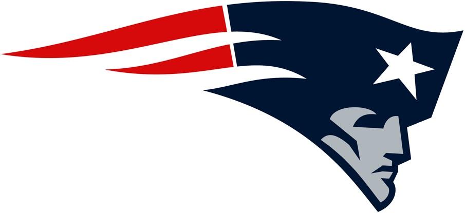 """El actual logo de Patriots tiene un diseño más patriota de lo que pensabas; en el 1993 se dejó de utilizar a """"Pat Patriot""""."""