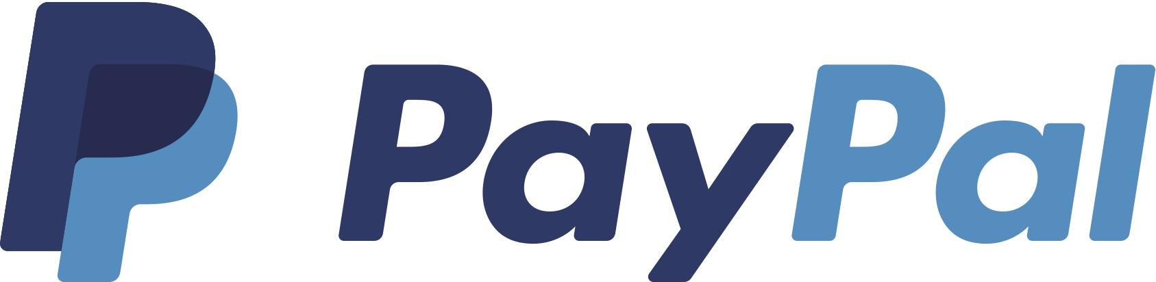 El logotipo de PayPal siempre ha sido tipográfico, aún así, recientemente creó un monograma que los identifica en diversas plataformas.