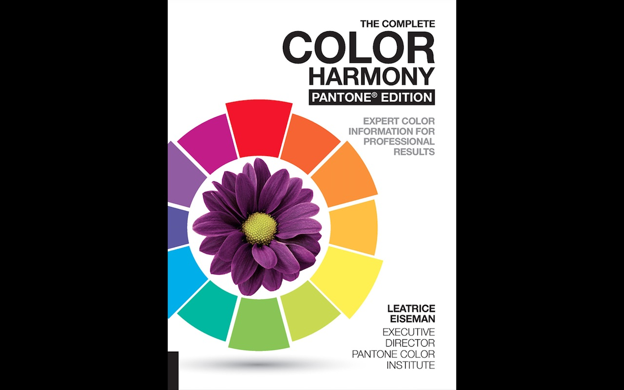 The Complete Color Harmony está escrito por Leatrice Eiseman, directora ejecutiva del Pantone Color Institute, lo cual le da total veracidad.