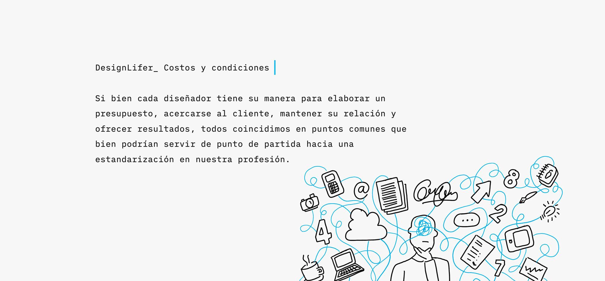 ¿Conoces los costos y condiciones a los cuales se somete el diseño gráfico? Es importante establecer algunos puntos antes de cobrar un proyecto.
