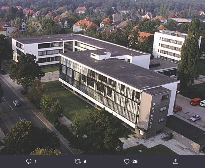 Ve aquí los tres capítulos del documental Mundo Bauhaus, que celebra el centenario de la escuela que marcó un parteaguas en el diseño y arquitectura.