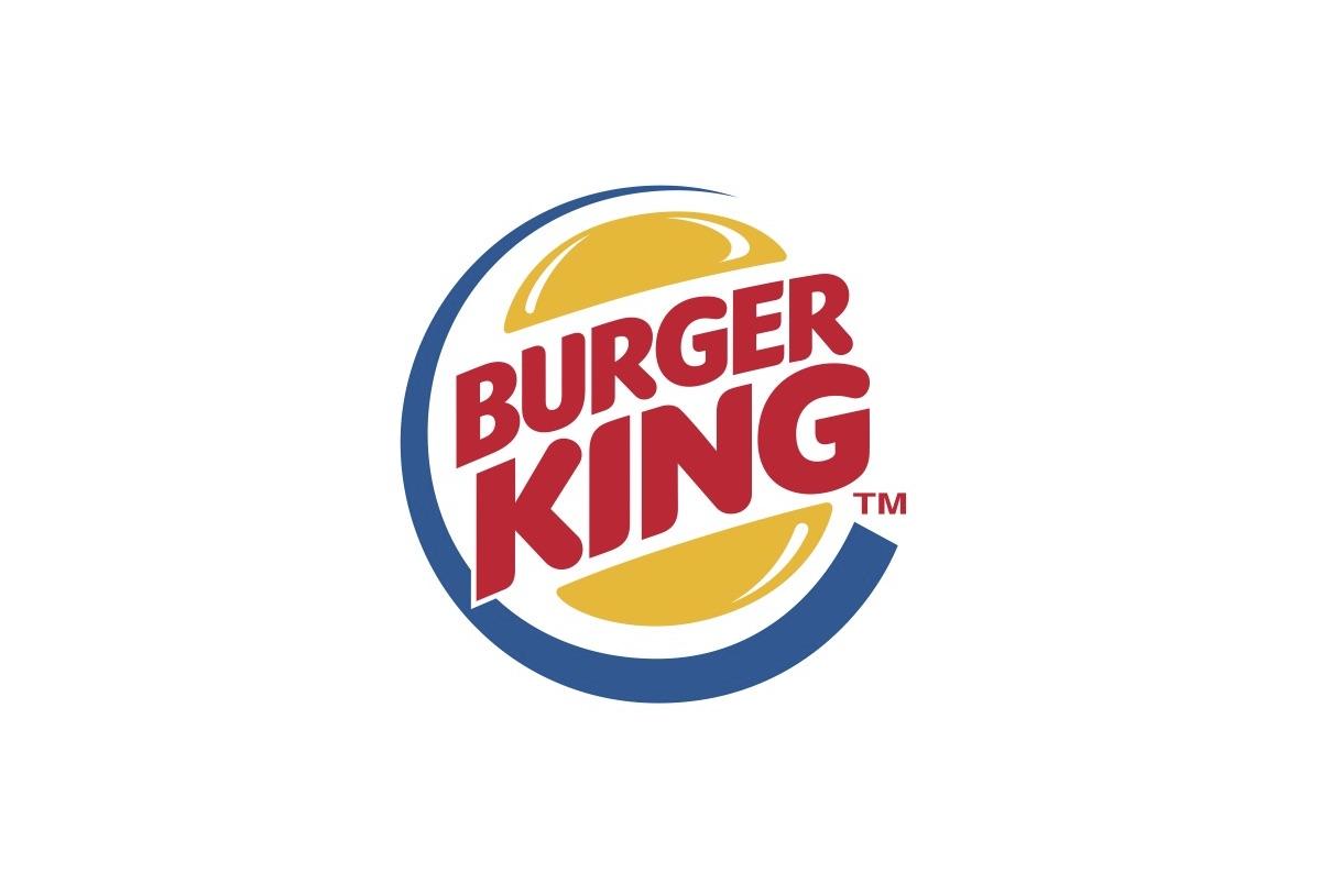 La evolución del logo de Burger King es un sol, un rey y una hamburguesa