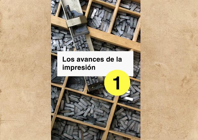 El libro Historia del Diseño Gráfico: Los Avances en la Impresión es el primero de una serie de 11 que te darán un recorrido cronológico por la disciplina.