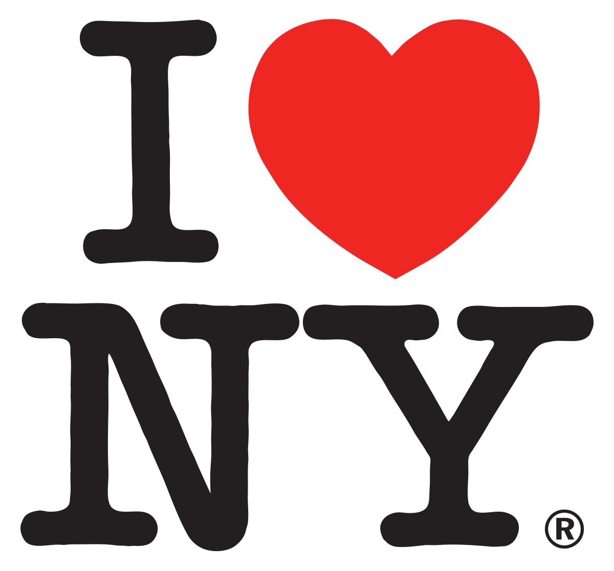 El Iogo de I Love New York fue realizado por Milton Glaser y fue totalmente pro bono, actuamente genera más de $ 30 millones de dólares al año.