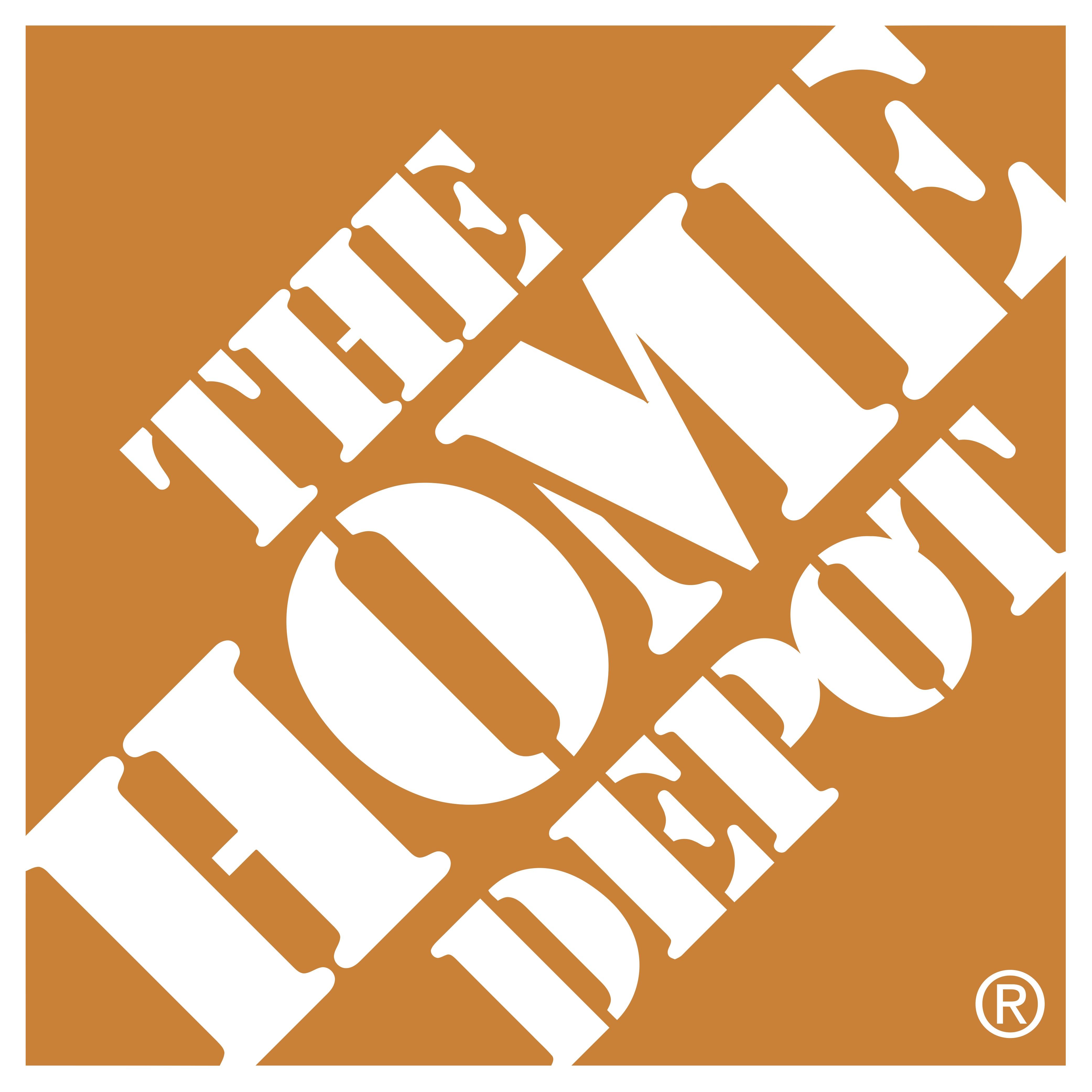 El logo The Home Depot fue diseñado desde su creación, y aunque permanece igual desde entonces, su elección fue difícil de hacer.