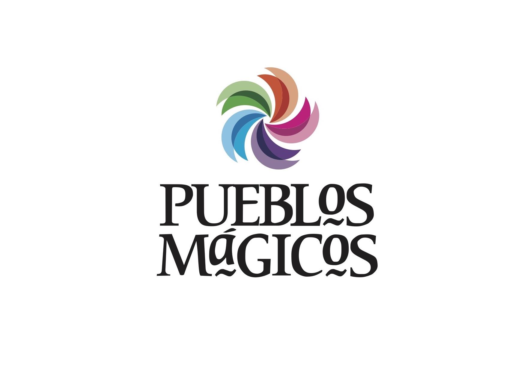 ¿Te preguntas que signifca el logo de Pueblos Mágicos? Aquí te decimos a que hace referencia cada uno de los colores del rehilete.