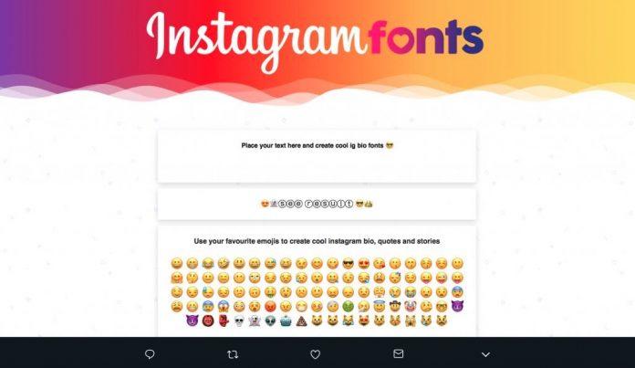 Estas aplicaciones de fuentes para Instagram te ayudarán a mejorar tus textos en redes sociales o donde sea que las uses   Sólo copia y pega.