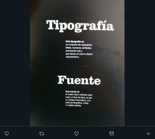 Algunos piensan que son sinónimos pero existen diferencias entre tipografía y fuentes que aunque ambas tratan sobre la escritura son distintas en sí.