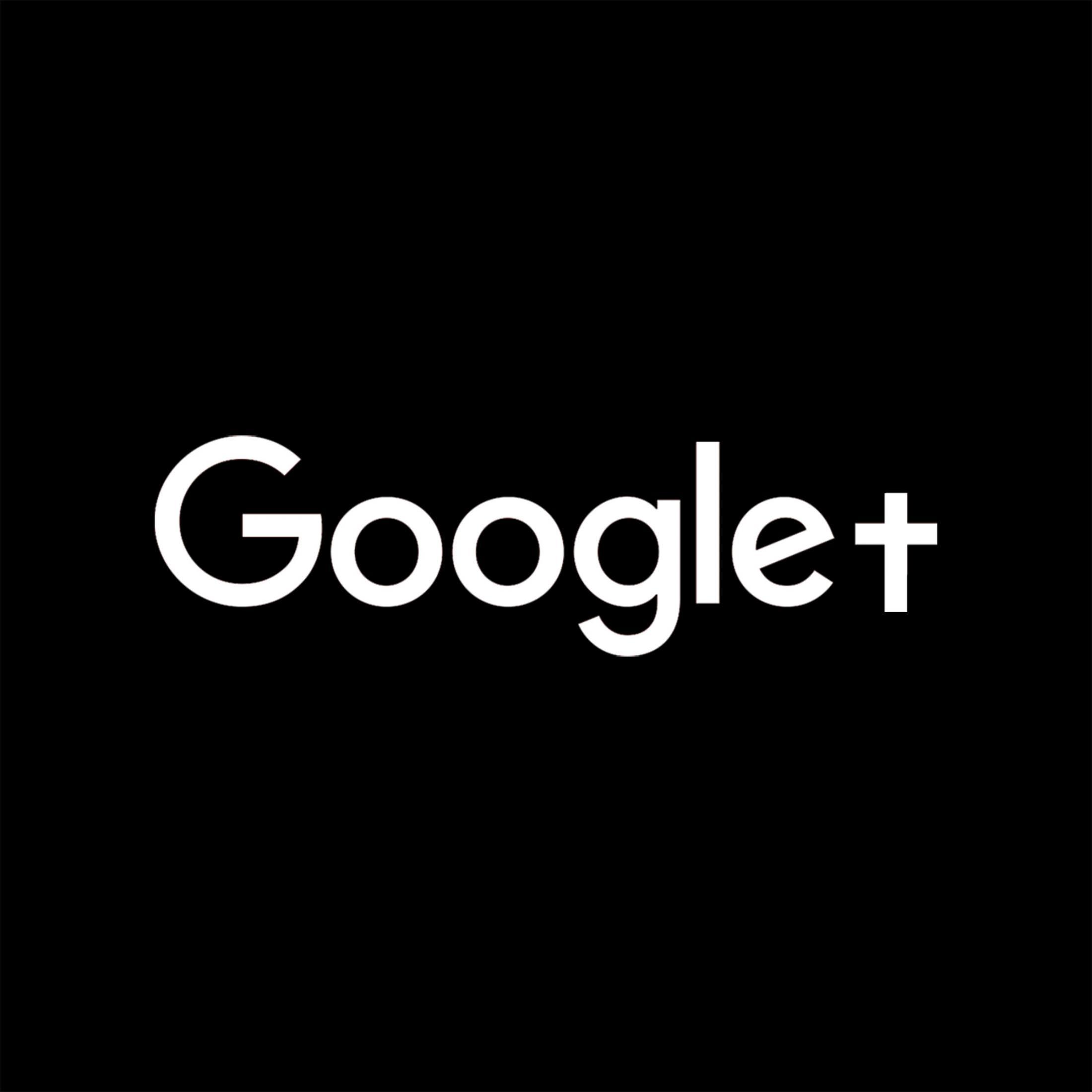 Una agencia digital modificó el logotipo de Google + para homenajear a la red social que cerró definitivamente a principios de abril.