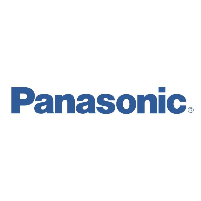 A pesar de que existen infinidad de tipografías, el logo de Panasonic aún es representado por una de las fuentes más fuerte, la Helvética.