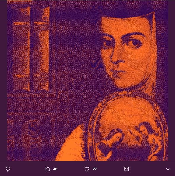 Hoy en su aniversario luctuoso (1695) te presentamos algunas pinturas de Sor Juana Inés de la Cruz que fueron creadas por artistas como homenaje.