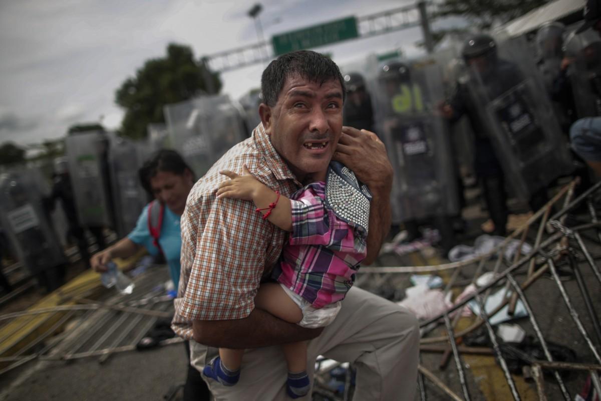 Los fotógrafos ganadores al Premio Pulitzer 2019 son el equipo de Reuters y Lorenzo Tugnoli de The Washington Post con trabajos increíbles.