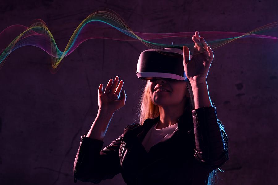 El Diseño VR es una disciplina inexplorada que es tan grande y aplicable como la imaginación de los diseñadores se los permita.