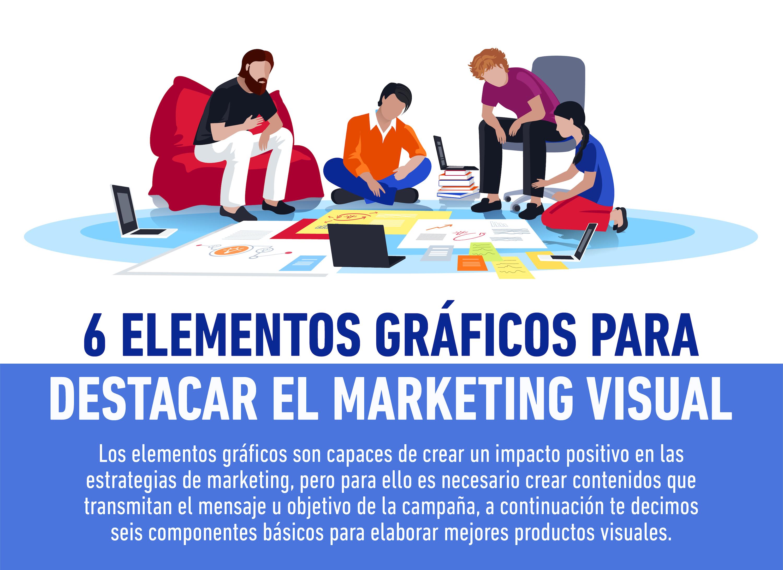 Si te preguntas como hacer tus gráficos para destacar el marketing, en esta infografía te damos elementos básicos que puedes incluir en tus proyectos.